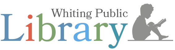 Whiting Public Library Logo